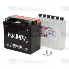 Аккумулятор FTX14L-BS (YTX14L-BS)