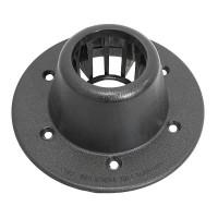 Переходник-основание крышки столешницы 175х80 мм,пластмасса