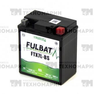Аккумулятор гелевый FTX7L-BS-GEL (YTX7L-BS)