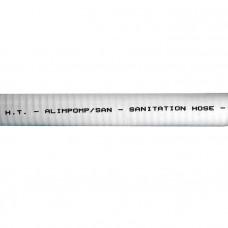 Шланг из ПВХ ALIMPOMP/SAN 25мм, для сточных вод, арм-е металлической пружиной