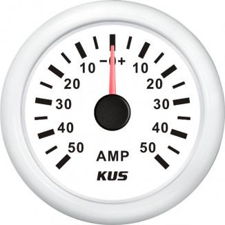 Амперметр 50-0-50 (WW)