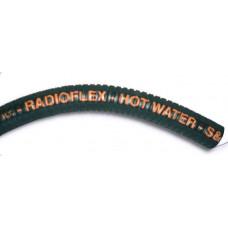 Шланг RADIOFLEX 25мм, для горячей техн.воды, арм-е мет. пружиной