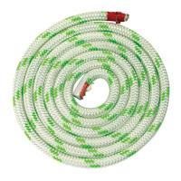 Трос LUPES LS 10мм бело-зелёный_200м