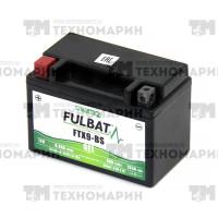 Аккумулятор гелевый FTX9-BS-GEL (YTX9-BS)