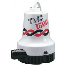 Насос осушительный 1500GPH, 12В