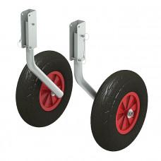 Комплект колес транцевых 330 мм Zn
