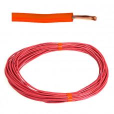 Провод 1.5 мм красный (упак 20 м)