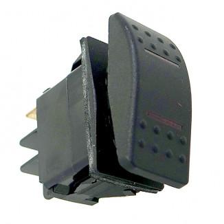 Переключатель вкл-выкл-вкл с подсветкой светодиодной