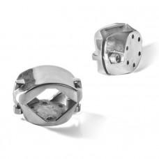 Хомут универсальный 30/35-40 мм, сталь