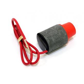 Клапан электромагнитный красный