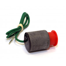 Клапан электромагнитный зеленый