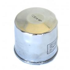Масляный фильтр Arctic Cat/Cagiva/Suzuki (хромированный) FFP009C