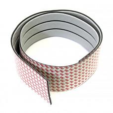 Палубное покрытие CER-DECK PING PONG черный шов, 3 планки