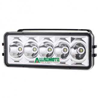 Прожектор светодиодный для ATV, 5х10W направленный свет