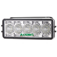 Прожектор светодиодный для ATV, 5х10W рассеяный свет