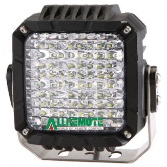 Прожектор светодиодный для ATV, 9х10W рассеяный свет