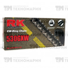 Цепь для мотоцикла до 1400 см³ (с сальниками XW-RING) 530GXW-114