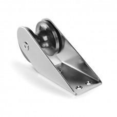 Роульс якорный 155х55 мм, нерж.сталь