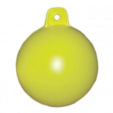 Буй маркерный 185х150мм желтый