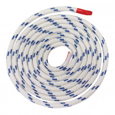 Трос LUPES LS 10мм бело-синий_50м