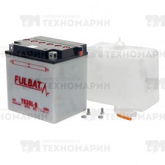 Аккумулятор FB30L-B (YB30L-B)