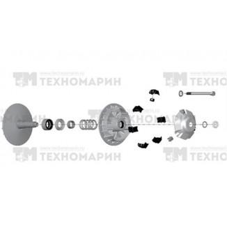 Ведущий вариатор квадроцикла BRP 0900-0034