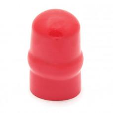 Чехол шара сцепного красный пластик