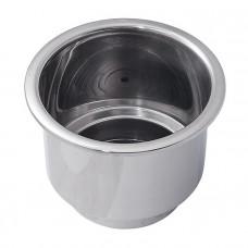 Держатель емкости 76 мм, нержавеющая сталь