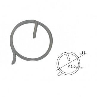 Кольцо стопорное 1.0мм
