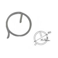 Кольцо стопорное 1.25мм