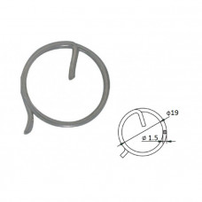 Кольцо стопорное 1.5мм
