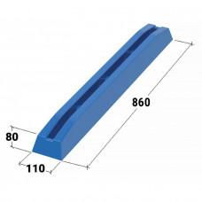 Кранец причальный 860 мм синий