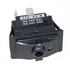Переключатель вкл-выкл с подсветкой