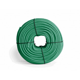 Шнур яхтенный ЭКСТРИМ  6мм зеленый