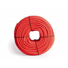 Шнур яхтенный ЭКСТРИМ  6мм красный