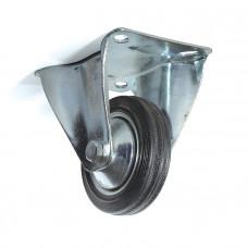 Колесо 80 мм на кронштейне