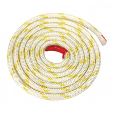 Трос LUPES LS  10мм бело-жёлтый_50м