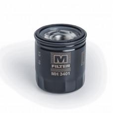 Фильтр масляный для лодочных моторов Tohatsu 9.9-30, Yamaha 9.9-115  MH 3401