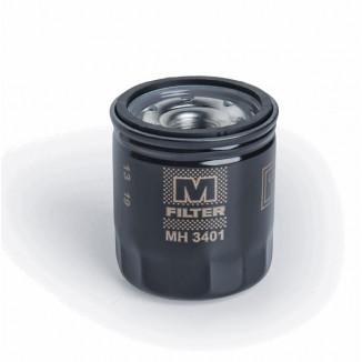 MH 3401 Фильтр масляный для лодочных моторов Tohatsu 9.9-30, Yamaha 9.9-115