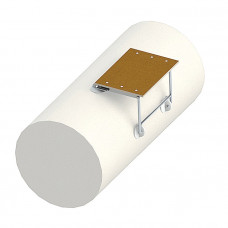 Столик на баллон надувной лодки